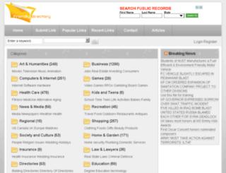 friendlydir.com screenshot