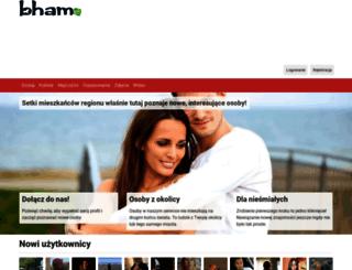 friends.bham.pl screenshot