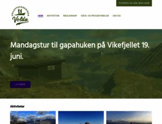 friluftsforeninga.no screenshot