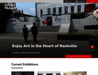 fristcenter.org screenshot