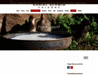 frisurenblog.de screenshot