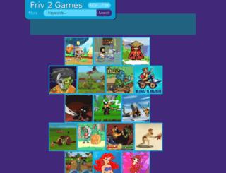 friv2-game.org screenshot