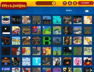 friv2.juegos screenshot