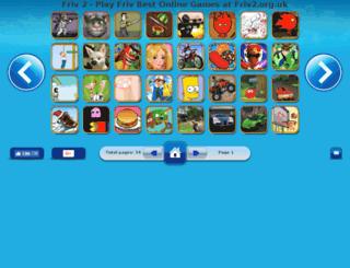 friv2.org.uk screenshot