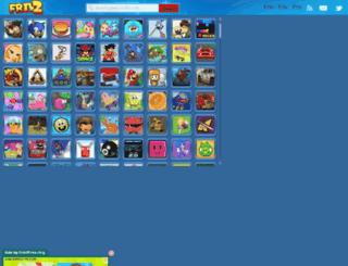 friv2free.org screenshot
