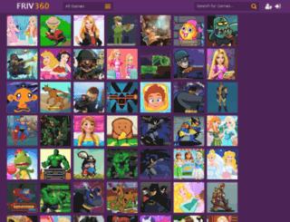 friv360.com screenshot