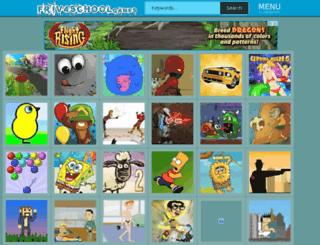 friv4schoolgames.net screenshot