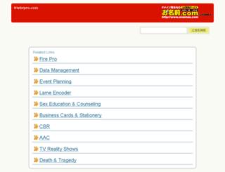 frivbrpro.com screenshot
