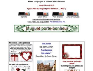 frizou.org screenshot