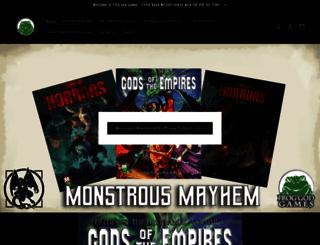 froggodgames.com screenshot