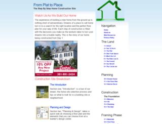fromplattoplace.com screenshot