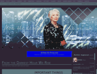 fromthedarkesthour.jcink.net screenshot