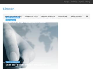 frontbox.dk screenshot