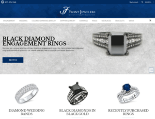 frontjewelers.net screenshot