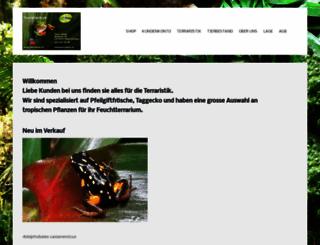 froschshop.ch screenshot