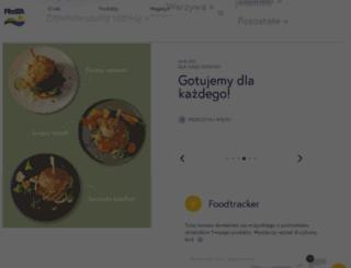 frosta.pl screenshot