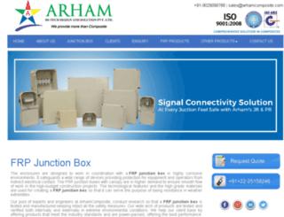 frpjunctionbox.com screenshot