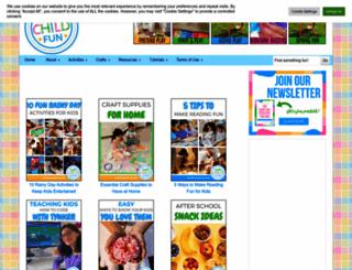 frugalfamilyfunblog.com screenshot