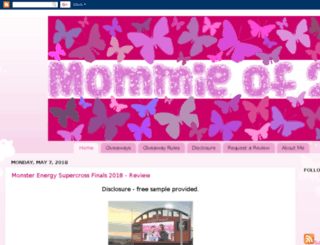 frugalmommieof2.blogspot.com screenshot