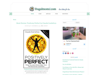 frugalmoms2.com screenshot