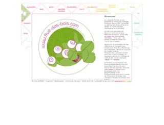fruit-des-bois.com screenshot