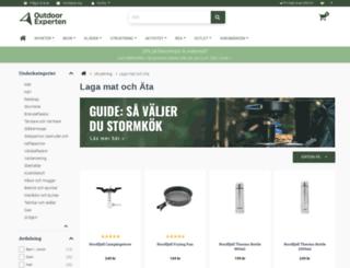 frystorkadmat.se screenshot