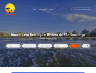 fsaimoveis.com.br screenshot