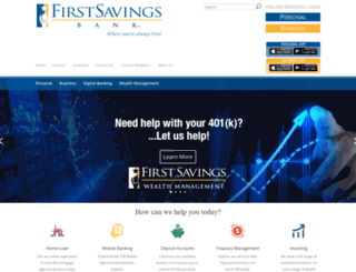 fsbbank.net screenshot