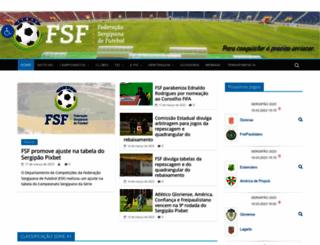 fsf-se.com.br screenshot