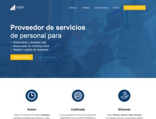 fsom.es screenshot