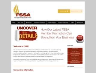 fssa.net screenshot