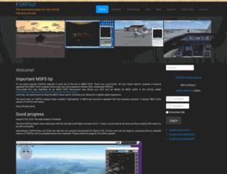 fsxpilot.com screenshot