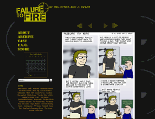 ftf-comics.com screenshot