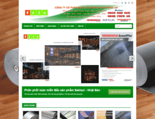 ftic.com.vn screenshot
