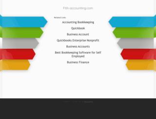 ftih-accounting.com screenshot