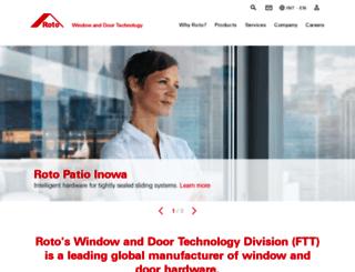 ftt.roto-frank.com screenshot