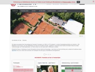 ftv-tennis.de screenshot