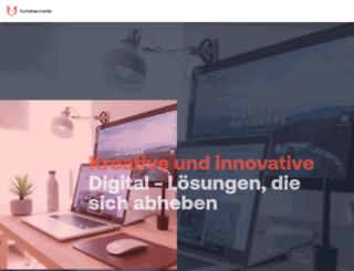 fuchsbau-media.de screenshot