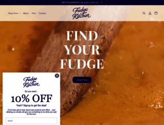 fudgekitchen.co.uk screenshot