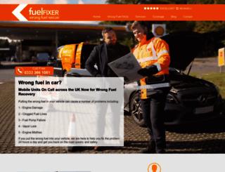 fuelfixer.co.uk screenshot