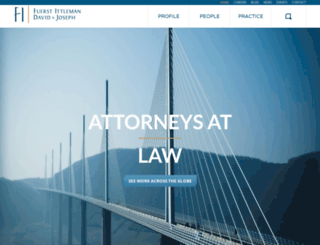fuerstlaw.com screenshot