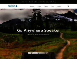 fugoo.com screenshot