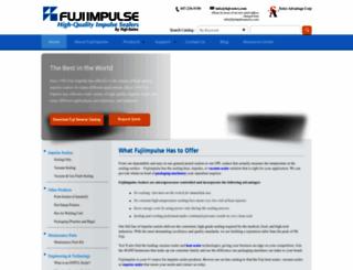 fuji-sotex.com screenshot