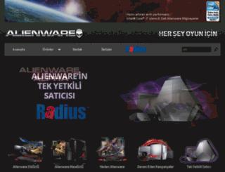 fujitsubilgisayar.com screenshot