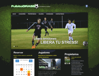 fulbitograss.com screenshot
