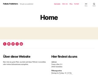 fulladupublishers.com screenshot