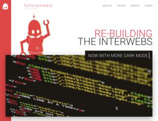 fullcitymedia.com screenshot