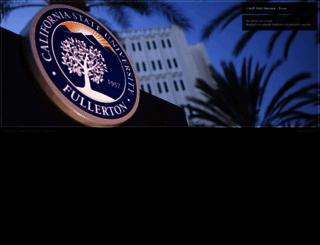 fullerton.campuslabs.com screenshot