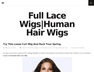 fulllacewigs.us screenshot