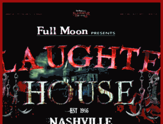 fullmoonslaughterhouse.com screenshot